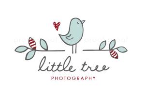little tree | custom logo | by Erika Jessop