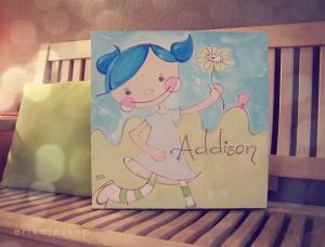 """Addison G"" by Erika Jessop"