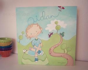 """Aidan"" by Erika Jessop"