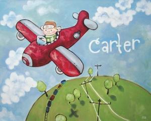 """Carter"" by Erika Jessop"