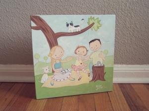 """""""The Martinez Family"""" by Erika Jessop"""