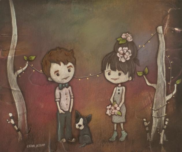"""Massachusetts Wedding"" SOLD by Erika Jessop"