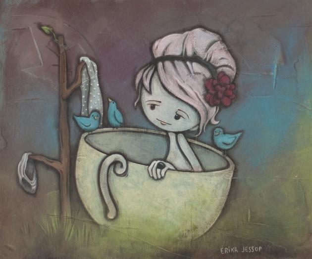 """""""Three Little Birds"""" by Erika Jessop"""