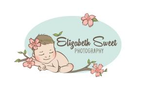 custom logo | Elizabeth Sweet | by Erika Jessop